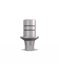 Ti base Conical ( Hexed)