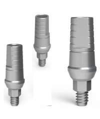 40 Straight Abutments
