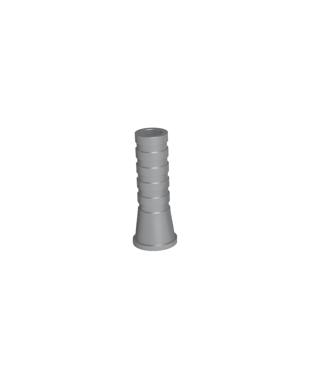 Titanium Sleeve for angled Multi Unit